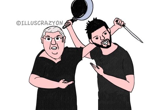 caricaturadaniyflo